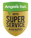 Angie's List (2013 Super Service Award)