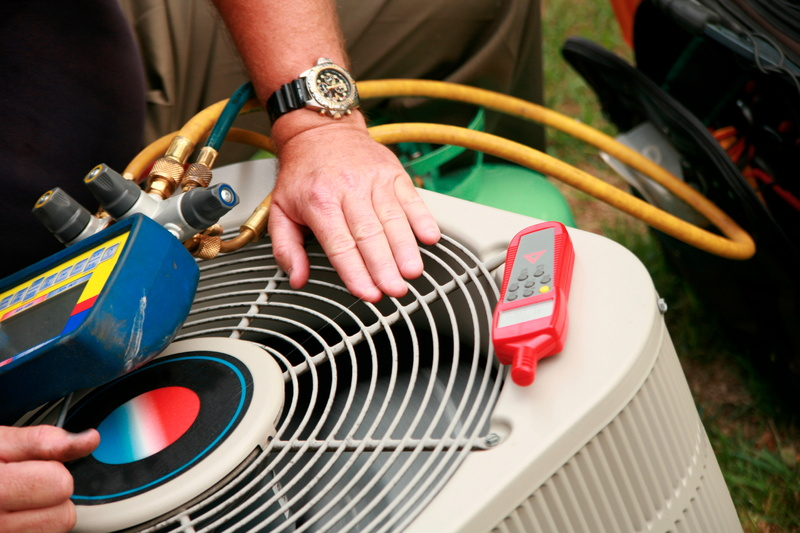 Is My Air Conditioner Leaking Refrigerant? | Robbins Heating & Air